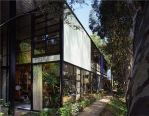 Charles and Ray Eames, Case Study House 8: The Eames House, 1949
